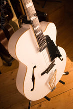 D'Angelico Premier EXL-1 White Jazz Guitar