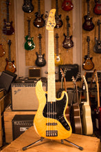 2013 Mike Lull V5 String Jazz Bass Ash Body Maple Neck Bartolini Preamp