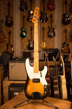 1956 Fender Precision Bass Sunburst Vintage
