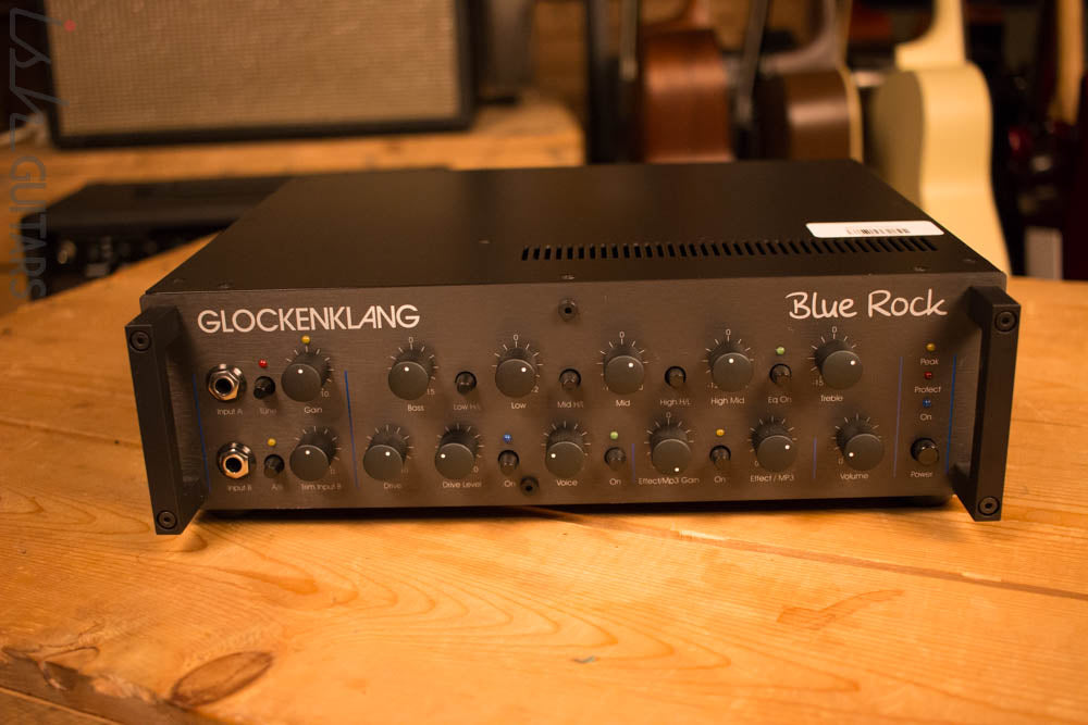Glockenlang Blue Rock Bass Amp Head