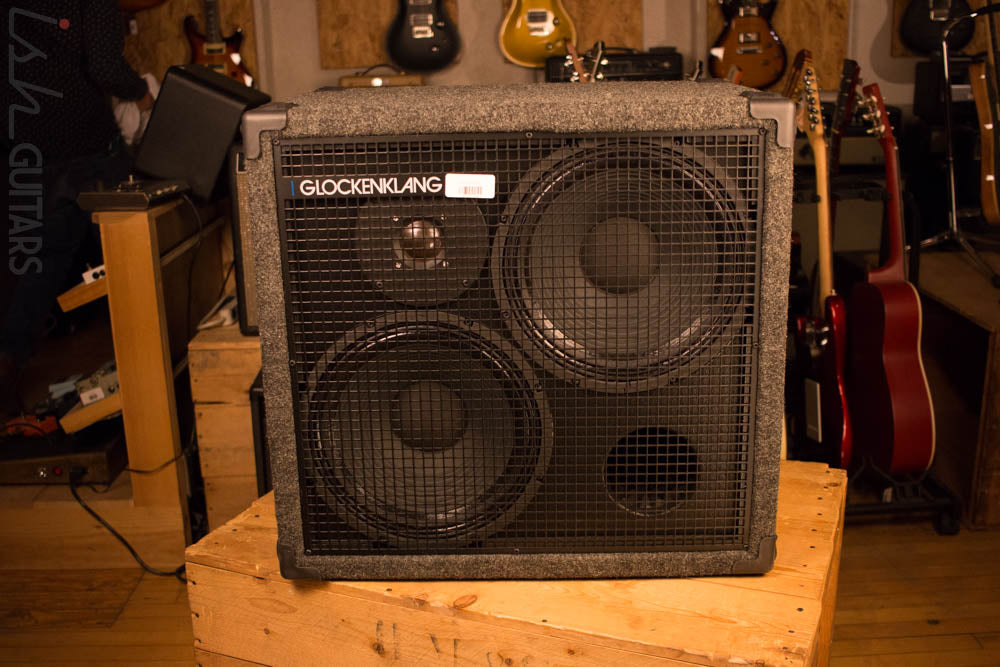 Glockenlang Double Art 2x12 Bass Cabinet Lightweight