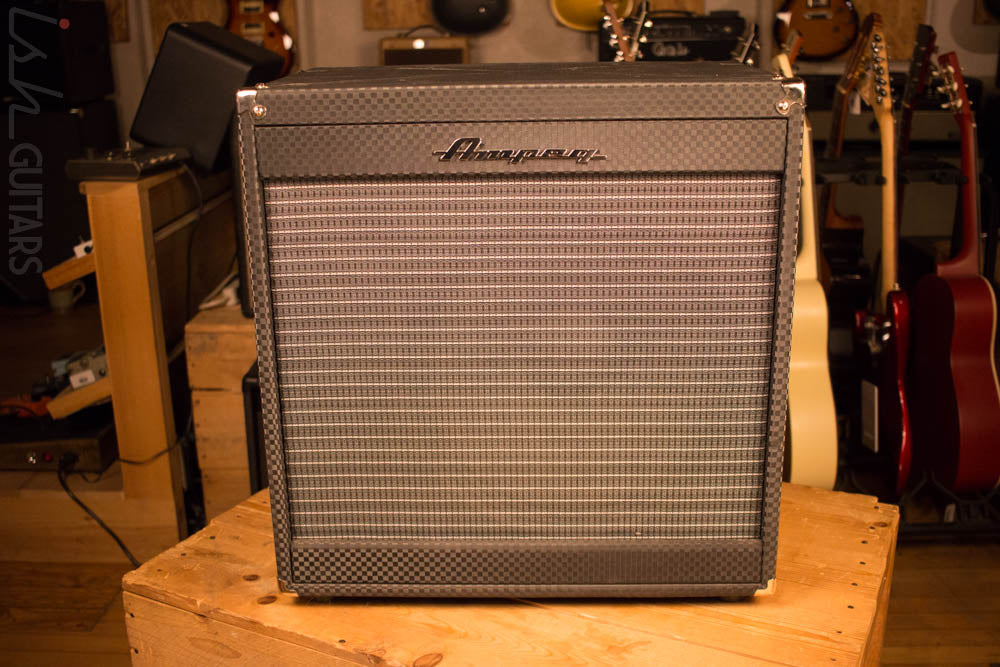 Ampeg PF-115HE Bass Cabinet Demo