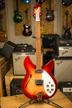 1992 Rickenbacker 330 FireGlo Electric Guitar