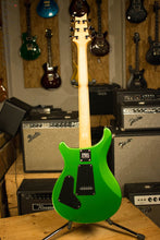 Paul Reed Smith PRS CE24 Custom Color Trampas Green with Metallic Green Back