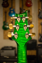 2017 Paul Reed Smith PRS Custom 24 Flamed Maple Neck! 10 Top Eriza Verde
