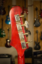 1966 Guild Jet Star Bass Cherry
