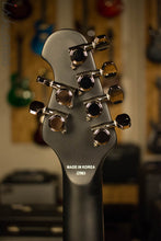 Sterling by Music Man MAJ100-ICR John Petrucci Signature Series Majesty Electric Guitar Stealth Black