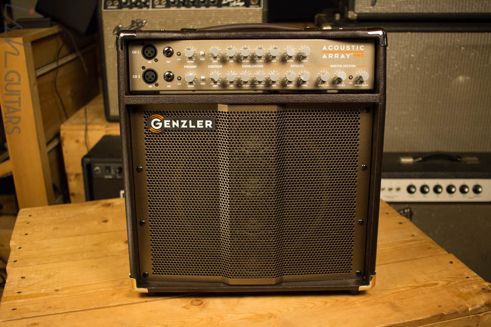 Genzler Acoustic Array Pro Guitar Amp 1x10 150W 8ohm