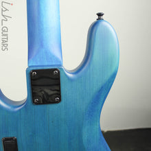 Spector Coda 5 Deluxe Ish Limited Coral Blue