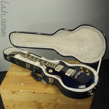 2011 Gibson Les Paul Chicago Blue