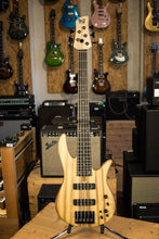 Fodera Monarch 5 Standard Special Myrtle Figured 5 String Bass