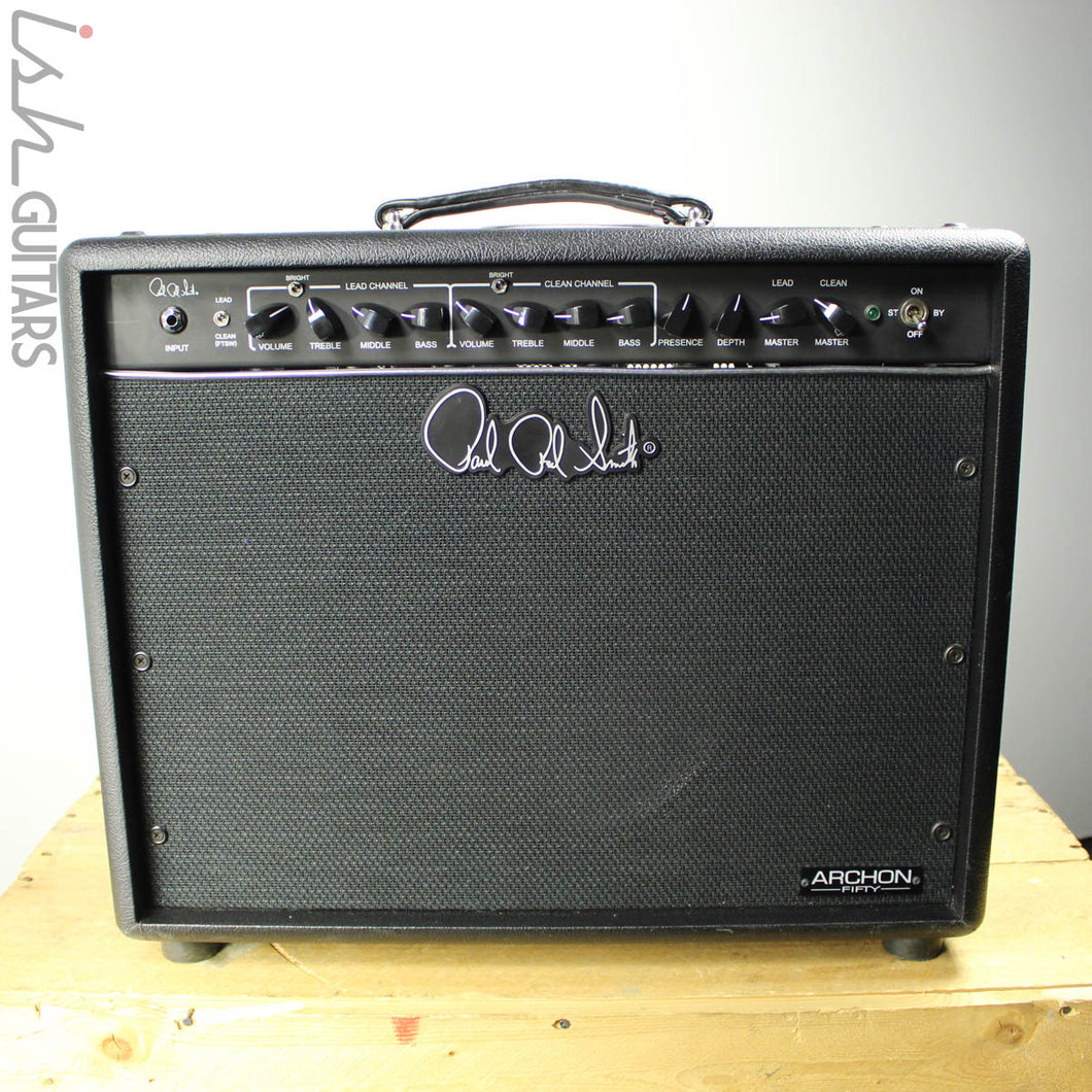 PRS Paul Reed Smith Archon 50 Watt Combo Amp 1x12
