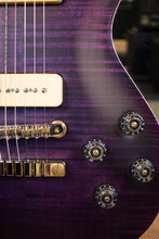 2018 PRS Experience BStock McCarty 594 Soapbar Singlecut LTD Satin Custom Color Purple