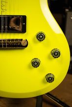 PRS S2 Singlecut Custom Color Neon Yellow