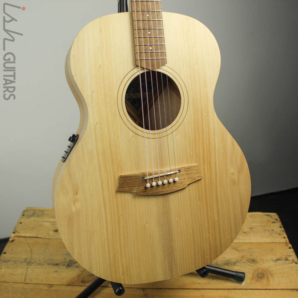 Cole Clark Angel ANIE-BM Bunya Top with Queensland Maple Back and Sides