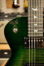 PRS Paul Reed Smith Tremonti Custom Color Obsidian Green Burst Solid Rosewood Neck