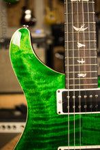2018 PRS Paul Reed Smith Custom 22 Custom Color Emerald Green Tobacco Back