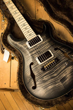 Paul Reed Smith Wood Library Hollowbody I Satin Charcoalburst with Maple Neck