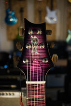 2018 PRS Experience Private Stock McCarty 594 Black Raspberry Glow