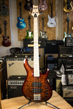 2018 PRS Grainger 4 String Bass Custom Color Maple Fretboard Non 10 Top