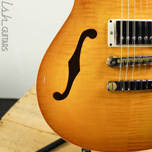 2018 PRS Experience McCarty 594 Singlecut Semi-Hollow Limited McCarty Sunburst