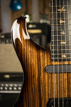 2018 PRS Experience Private Stock Custom 24 Zebrawood 305 Pickup