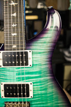 2018 Paul Reed Smith Custom 24 Lefty 10 Top Custom Color w/ Matching Flamed Neck