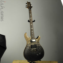 Paul Reed Smith Wood Library Custom 24-08 Gray Black Fade 10 Top Quilt Maple Neck