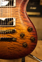 Paul Reed Smith PRS McCarty 594 Semi-Hollow Wood Library Dark Cherry Sunburst Satin Finish