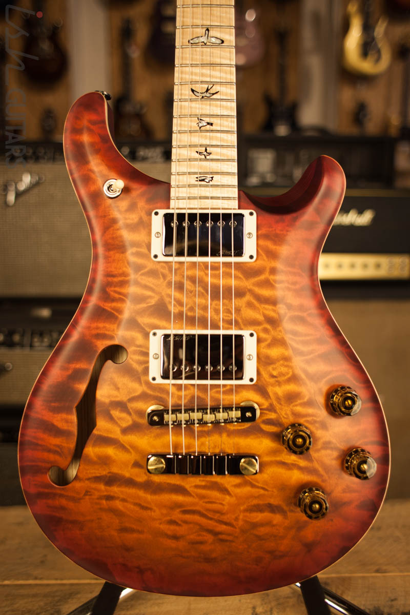 Paul Reed Smith Prs Mccarty 594 Semi Hollow Wood Library