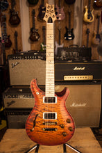 Paul Reed Smith PRS McCarty 594 Semi-Hollow Wood Library ONE PIECE Top Dark Cherry Sunburst Satin Finish
