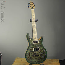 Paul Reed Smith PRS McCarty 594 Semi-Hollow Wood Library Mash Green Jade Burst Satin Finish