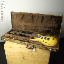 Paul Reed Smith PRS Special 22 Semi-Hollow Wood Library Artist Top Swamp Ash Back Livingston Lemondrop