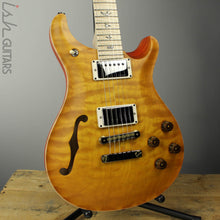 Paul Reed Smith PRS McCarty 594 Semi-Hollow Wood Library McCarty Sunburst Satin Finish