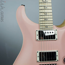 PRS Paul Reed Smith Wood Library Custom 24 Opaque Grandma Hannon Pink Figured Maple Neck
