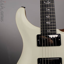 PRS Paul Reed Smith Wood Library Custom 24 Antique White Mahogany Back