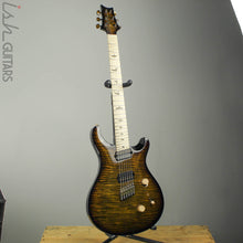 PRS Private Stock Multi Scale Custom 24 Tiger Eye Smoked Burst 1 Piece Maple Body
