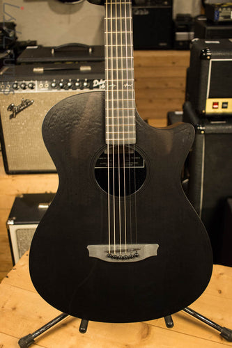 RainSong CH-OM1000NS Concert Hybrid Acoustic Electric Guitar