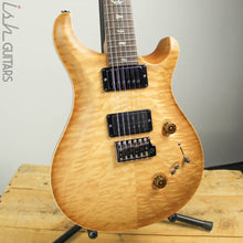 2019 PRS Wood Library Custom 24-08 10 Top Quilted Maple Vintage Natural Satin