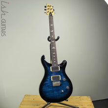 2019 PRS Paul Reed Smith CE 24 Whale Blue Smoke Wrap Burst