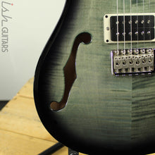 PRS CE 24 Semi-Hollow Trampas Green Smokewrap Burst
