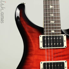 2019 PRS Paul Reed Smith CE 24 Scarlet Smokewrap Burst