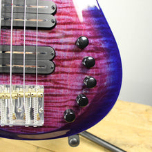 PRS Gary Grainger GG4 10 Top Violet Blue Burst