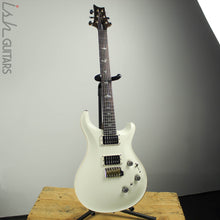 2019 PRS Custom 24 Piezo Solid Rosewood Neck Brazilian Antique White Artist