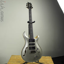 2019 PRS Wood Library Special 22 Semi-Hollow Opaque Platinum