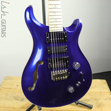 PRS Wood Library Special 22 Semi-Hollow Royal Blue Metallic