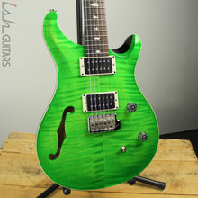 2019 PRS CE 24 Semi-Hollow Eriza Verde Custom Color Painted Neck