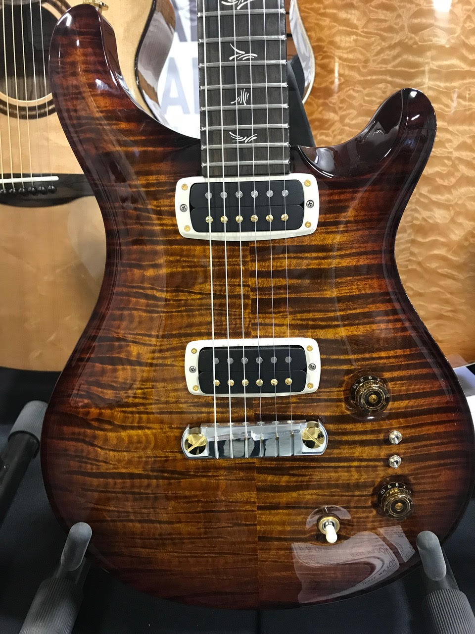 2018 Prs Experience Pauls Guitar Limited Edition 1 Of 100 Ish Guitars