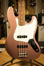 2003 Fender Jazz Bass FSR Burgundy Mist Metallic MIM #37