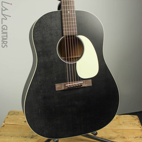 Martin DSS-17 Black Smoke Acoustic Guitar